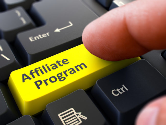 Earn online from affiliate marketing