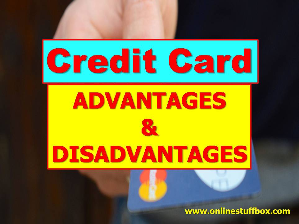 Credit card advantages and disadvantages best ever online stuff box credit card advantages and disadvantages reheart Image collections