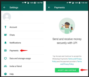 How to Transfer Money from WhatsApp