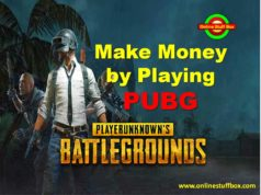 Make money from PUBG